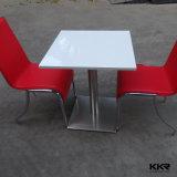 현대 정연한 단단한 지상 대중음식점 커피용 탁자