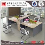 Moderner Arbeitsplatz-Büro-Möbel-Büro-Schreibtisch (NS-PT001)