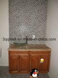 Gabinetes de la vanidad de madera sólida del cuarto de baño (GJKC001)