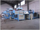 Equipamento plástico semiautomático de Thermoformer