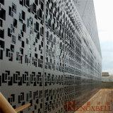 Perforiertes Aluminiumblatt für Aluminiumwand-Fassade-Umhüllung
