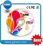 인쇄되는 로고 없는 싼 빈 DVD-R 은 공백 DVDR