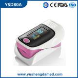 Ce/FDA/ISOの熱い販売の医療機器の手持ち型のパルスの酸化濃度計