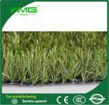 Hierba artificial de Wm para el campo de fútbol