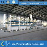 Pyrolyse-Raffinerie! Waste Tire/Plastic zu Crude Oil/Diesel Oil aufbereiten