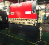 4 mm Espessura 3 metros Comprimento Chapa Metal Power Press Brake