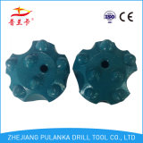 7, 8buttons 34mm Carbide Button Tapered Chisel Rock Drill Bit
