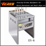 Vertikaler elektrischer Teigwaren-Kocher Eb-6
