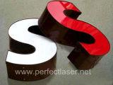 Máquina de dobra hidráulica lateral dobro da letra de canaleta para o perfil de alumínio