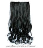 Clip di vendita calda 2016 in clip di Remy del Virgin dei capelli diritti nell'estensione dei capelli
