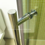 Australian aprovado de diamante temperado Glass Shower Cubicle Sanitary Ware (H008B)