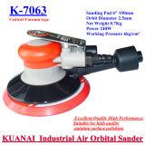 Máquina de lixar do Orbital do ar da almofada do Polisher 150mm do ar da máquina de lixar do ar