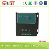 30A ~ 140A controlador de carga solar para el sistema de energía