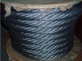 직류 전기를 통한 철강선 밧줄/스테인리스 철사 밧줄