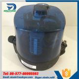 Atuador pneumático Ss304 com sensor de posição para válvula de processo sanitária
