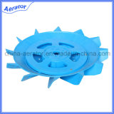Peixes Farming Equipment New 100% HDPE Propeller em Farming Aerator