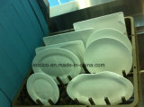 Afwasmachine van de Transportband van het Type van kap de Commerciële