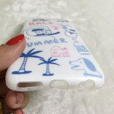 携帯電話のアクセサリのための最も新しい芸術TPUの携帯電話カバー