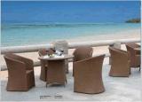Tabela e cadeira ao ar livre de Poolcany do estilo de Panamá