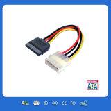 Силовой кабель SATA 4pin