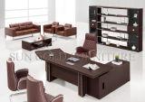 Presa di fabbrica che vende la Tabella d'acciaio di legno di trattativa dell'ufficio (SZ-ODT663)