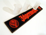 Custom Embossed Jagermeister Brand PVC Bar Mat