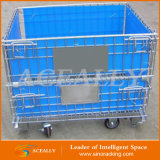2000kg Loading Capacity Collapsible Wire Mesh Container