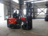 ISO、SGSの新しいNarrow Aisle Articulated Battery Forklift (CPCD500)