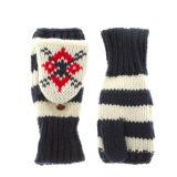 Теплые акриловые перчатки с карманн
