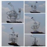 Neuestes Fabrik-Preis-rauchendes Glaswasser-Rohr