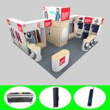 Cabina estándar reutilizable portable de la exposición de DIY