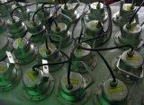 Acero inoxidable 18W 24V LED faro subacuático impermeable con el soporte (JP95562)
