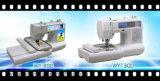 Broderie et machine à coudre automatisées par ménage portatif avec toutes les configurations de Designswy1300