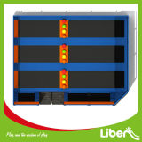 GroßhandelsChildren Play Center Best Choice Rectangle Trampoline mit Safety Enclosure