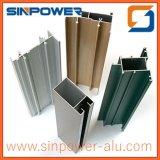 Il nuovo alluminio di vendita della lega dei materiali da costruzione del metallo si è sporto profili