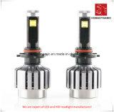 Farol H13 do diodo emissor de luz de 4000 lúmens com ventiladores