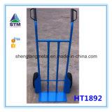 HochleistungsUtility Garten Hand Trolley mit Two Wheel (HT1850)