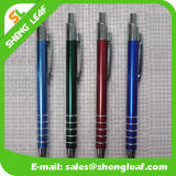 2016 새로운 디자인 다중 Color Printing Logo Hot Sale Ball Pen (SLF-PP035)