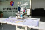 Sola área extensa principal automatizada del color de la máquina 15 del bordado
