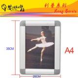 Рамка фотоего картинной рамки рамки алюминия щелчковая