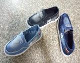Ботинки малышей с верхушкой джинсыов (MST161180)