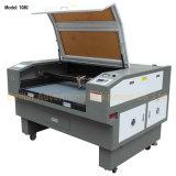 Máquina de borracha do cortador do laser