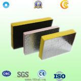 Laines de verre d'isolation insonorisée pour le matériau de construction