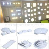 illuminazione dell'interno della stanza da bagno montata superficie dell'indicatore luminoso di comitati del tondo LED della lampada del soffitto del comitato di 6W LED