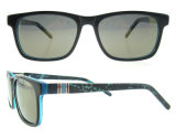 Gafas de sol de la vendimia del diseñador UV400 gafas de sol para mujer del gato del gato de la manera