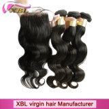 Förderung Price brasilianisches Hair Weave und Hair Closure