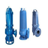 Wq Bewässerung-Ingenieur-Abwasser-Pumpe mit Adjustble Strömungsgeschwindigkeit