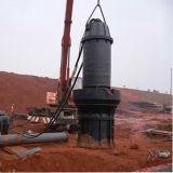 Bomba de água de esgoto do côordenador da irrigação de Wq com taxa de fluxo de Adjustble