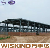 Sandwich Panel를 가진 강철 Structure Warehouse Prefabricated Building