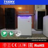 O filtro de HEPA do agregado familiar do purificador do ar remove Methanal Tvoc Cj1010
